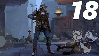 Shadow Fight 3 Android GamePlay #18 [1080p/60FPS] (By NEKKI)