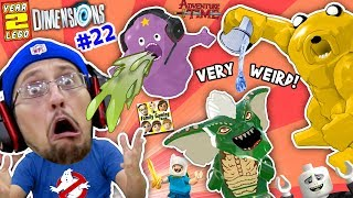 FGTEEV's WEIRD ADVENTURE TIME! GREMLINS vs Water! (LEGO Dimensions YEAR 2 #22 Lets Build & Play)