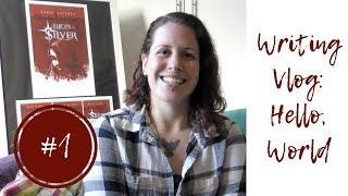 Writing Vlog #1: Hello, World
