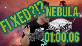 Caddx Nebula Update 01.00.06 Fixes Issues - DJI FPV nano camera an option?