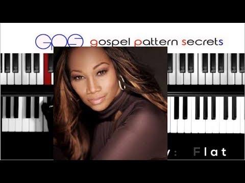 The Battle Is Not Yours - Yolanda Adams(Piano Tutorial)
