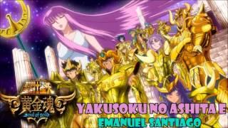 Yakusoku No Ashita E (Saint Seiya Soul Of Gold Ending) Cover Latino By Emanuel Santiago