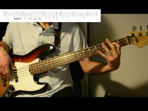 Queen Innuendo Bass Cover with Notes & Tab - Constantine Isslamow