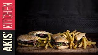 Chimichurri Steak Sandwich   Akis Kitchen