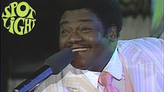 Fats Domino - I'm walking (Live on Austrian TV, 1977)