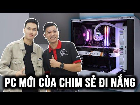CHIM SẺ ĐI NẮNG trải nghiệm THƯỢNG ĐẾ khi qua Nguyễn Công mua PC, hé lộ kèo AOE 1 chấp 7