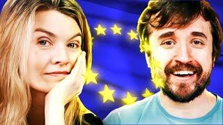 É UM PAÍS DA EUROPA! - GeoGuessR