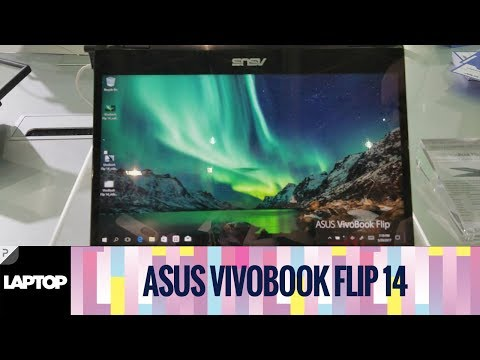 Asus VivoBook Flip 14's Screen Will Wow You With Colors for Under $800