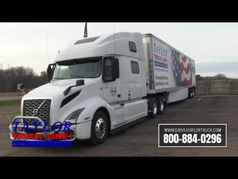 Taylor Truck Line supports Wreaths Across America