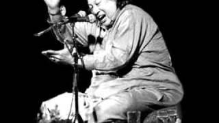 Mera piya ghar aaya (Live) Nusrat Fateh Ali Khan with lyrics