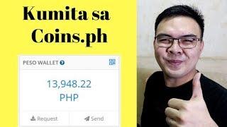 Paano kumita sa Coins ph sa pag Buy and Sell ng Bitcoin (BTC 2021)