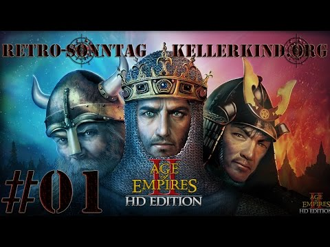 Retro-Sonntag [HD] #008 – Age of Empires II HD – Teil 1 ★ Let's Show Game Classics