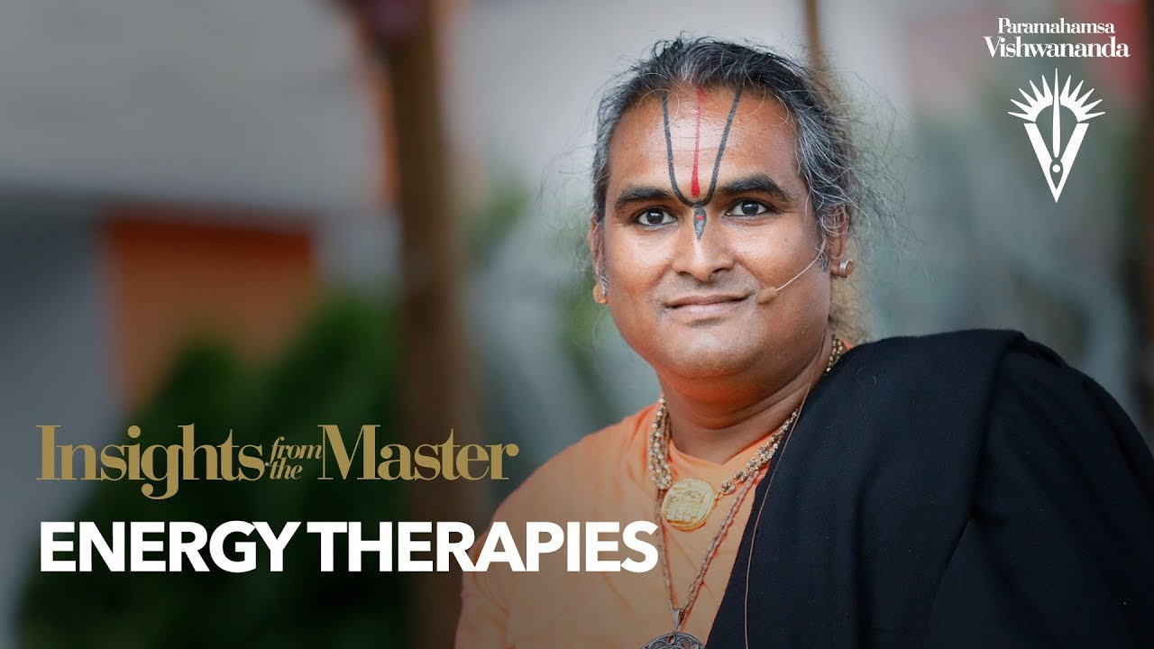 Energy Therapies | Insights from the Master