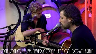 Cellar Sessions: Balthazar   I'm Never Gonna Let You Down Again May 27th, 2019 City Winery New York