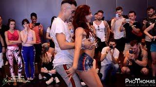 Riccardo & Silvia [Señorita] @ Dancin Bachata Fusion Festival 2019