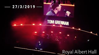 Tom Grennan @Royal Albert Hall 2732019