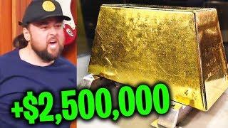 Pawn Stars Chumlee Scores A $1,200,000 JACKPOT!