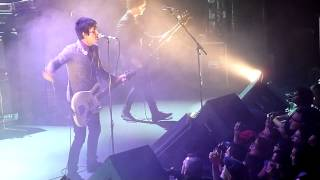 Johnny Marr - The Right Thing Right live @ The Fillmore, SF - April 13, 2013