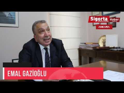 SADER Başkanı Kemal GAZİOĞLU, Sigorta Acenteleri Kurultayını Sigorta Habere yorumladı.
