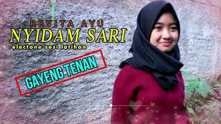 NYIDAM SARI Campursari/tembang Jawa Electone (versi Latihan) Revita Ayu Kolaborasi Revita Music