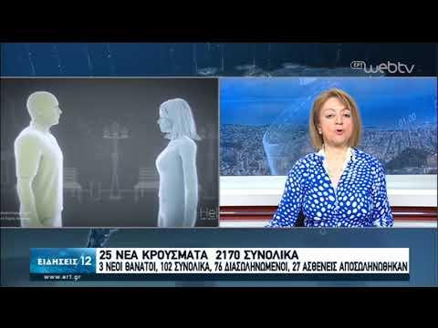 Σ.Τσιόδρας : H νόσος φθίνει  – Τα νεότερα του Κορονοϊού | 15/04/2020 | ΕΡΤ