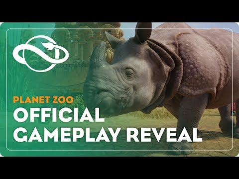 Planet Zoo   Official Gameplay Reveal