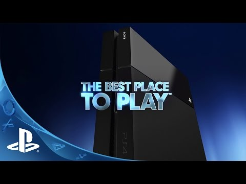 PlayStation 4 (PS4) Commercial