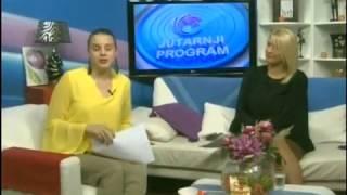 Port of Adria in the Morning program TV Corona