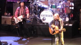 Tom Petty - Two Gunslingers - Vancouver, August 14, 2014