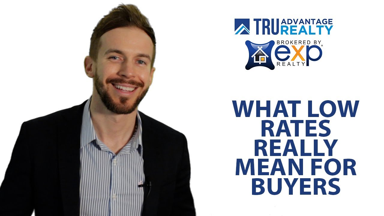 Why Should You Care About Low Rates?