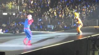 [FANCAM] 130615 SS5 HK Eunhyuk Henry Ryeowook Dancing EXO Wolf In Wonder Boy