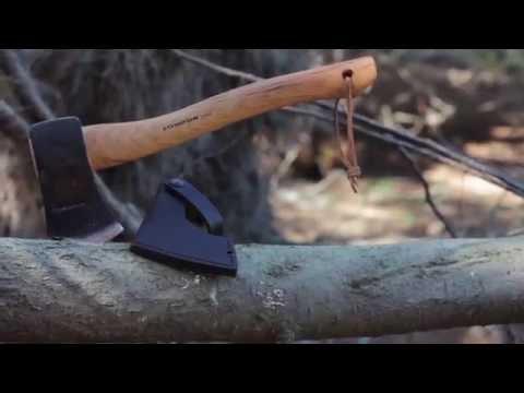 Hacha Camping Classic de Cóndor T&K Review en Español