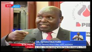 Government to invest Ksh. 3.2 Billion on Oil infrastructure, KTN Prime 21st September 2016