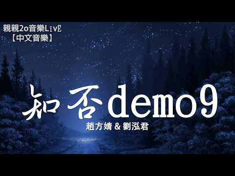 趙方婧 & 劉泓君 - 知否demo9 (Cover:楊昊昆)【動態歌詞Lyrics】