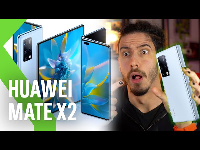 HUAWEI MATE X2: ¿Para cuándo el plegable de Apple?