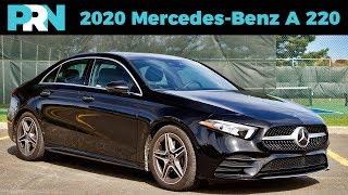 2020 Mercedes-Benz A 220 4matic Sedan Review
