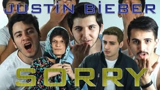 "Justin Bieber - ""Sorry"" PARODİ Ft. Enes Batur & Baturay"