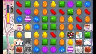 Candy Crush Saga Level 350 Basic strategy No Boosters