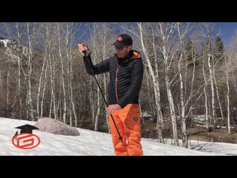 How to Adjust and Repair your GOODE Adjustable Ski Pole