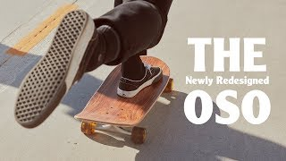 Arbor Skateboards :: Introducing The Newly Redesigned Oso