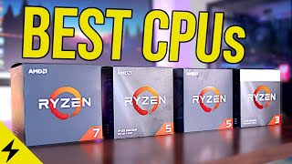 Best Budget CPUs for PC Gaming/Streaming/Editing in Early 2020