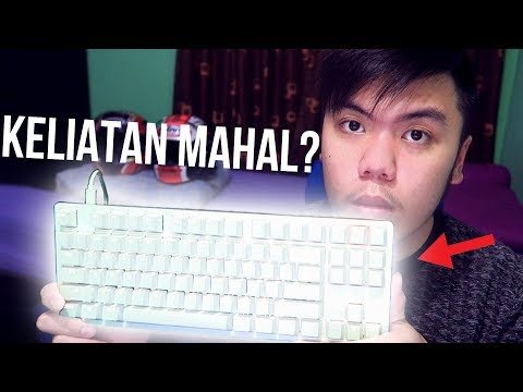 XIAOMI BIKIN KEYBOARD KEREn!?!? – Xiaomi Yuemi MK01 Mechanical Keyboard Review Indonesia