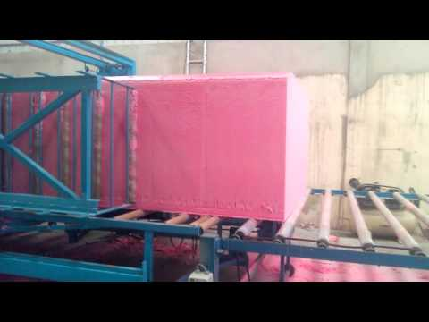 Block Foam Cutting Machines