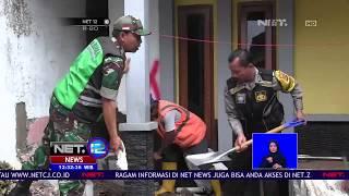 Akhirnya Akses Jalan Menuju Rumah Pak Eko Dibangun-NET12