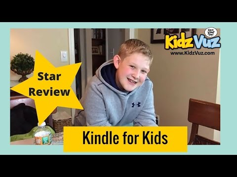 Kindle for Kids: Bundle Review