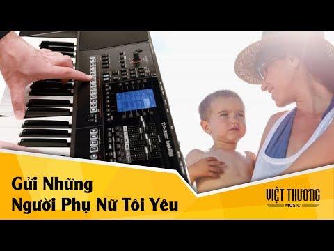 Roland E-A7 / Gửi Những Người Phụ Nữ Tôi Yêu / Việt Thương Music