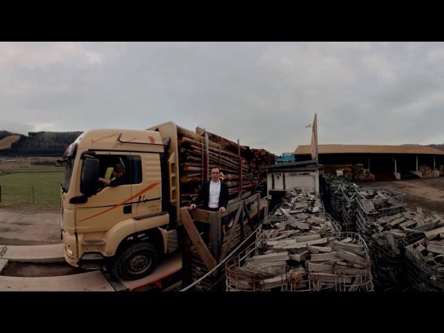 Biomass Loeben pellets Installations Virtual Tour