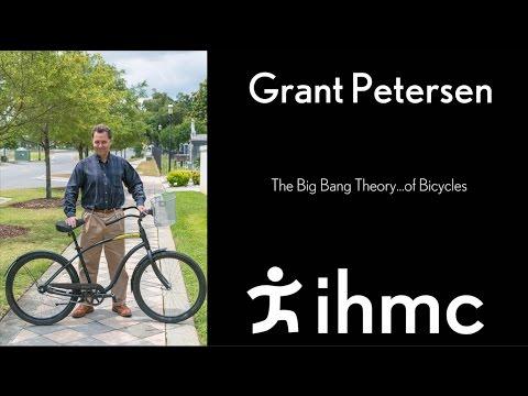 Grant Petersen:  The Big Bang Theory…of Bicycles
