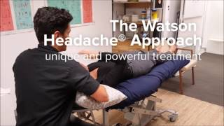 Watson Headache® Approach