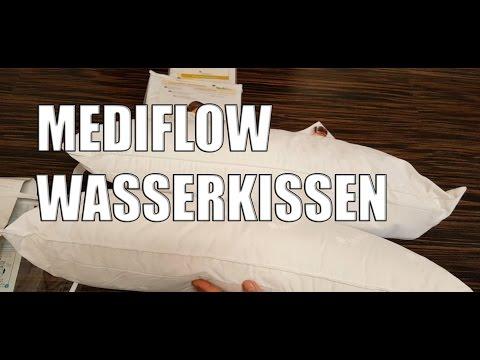 Mediflow Wasserkissen -  Mediflow Original und Optimum Wasserkissen